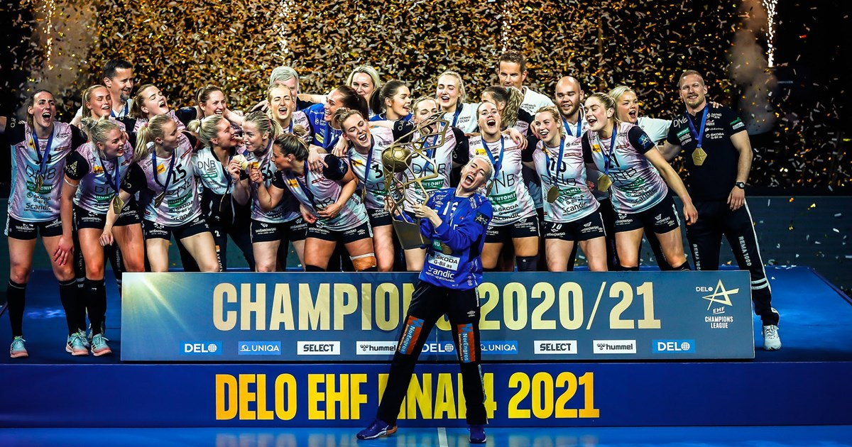List of teams for DELO EHF Champions League 2021/22 finalised